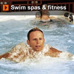 Swim spas in Portugal