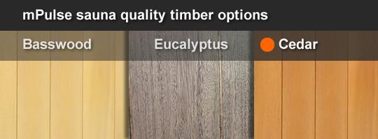 timber cedar